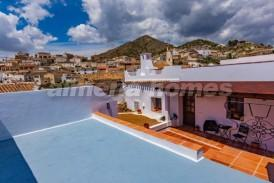 Casa El Fuerte: Maison de ville a vendre en Lucar, Almeria