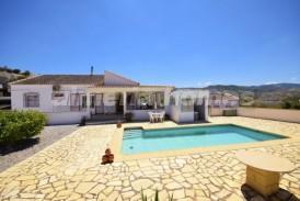 Villa Santorini: Villa for sale in Albanchez, Almeria