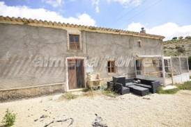 Cortijo Pampas: Country House for sale in Albox, Almeria
