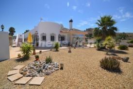 Villa Amatista: Villa for sale in Albox, Almeria