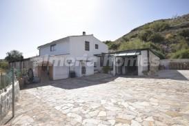 Cortijo Zafar: Country House for sale in Almanzora, Almeria