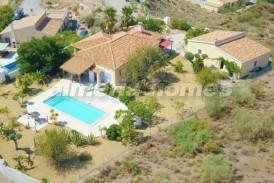 Villa Romano: Villa en venta en Partaloa, Almeria