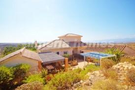 Villa Calma: Villa en venta en Albox, Almeria