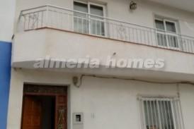 Casa Pepper: Town House for sale in Partaloa, Almeria