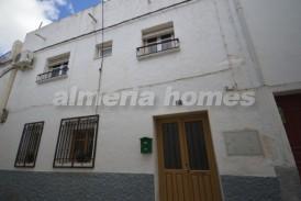 Casa Espada: Town House for sale in Seron, Almeria