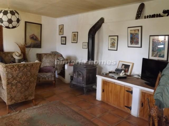 Casita - living room