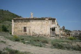 Ruina Pardos: Country House for sale in Taberno, Almeria