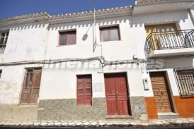 Casa Sanchez: Town House for sale in Cantoria, Almeria