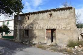 Cortijo Garcia: Country House for sale in Seron, Almeria
