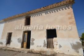 Cortijo La Cinta: Maison de campagne a vendre en Arboleas, Almeria