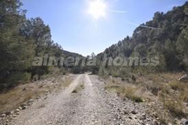 Cortijo Solico: Maison de campagne a vendre en Purchena, Almeria
