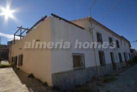 Casa Luz : Maison de ville a vendre en Arboleas, Almeria