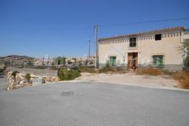 Cortijo Angel del Moreno: Country House for sale in Arboleas, Almeria