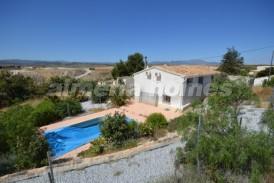 Cortijo Chloe: Landhuis te koop in Seron, Almeria