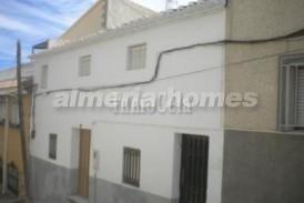 Casa Bara: Maison de ville a vendre en Tijola, Almeria