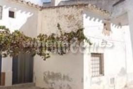 Casa Cañadas: Maison de village a vendre en El Hijate, Almeria