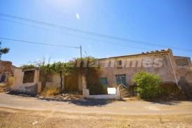 Cortijo de la Esquina: Landhuis te koop in Arboleas, Almeria