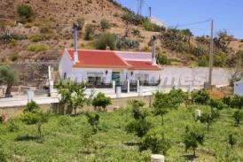 Villa Gin: Villa a vendre en Albox, Almeria