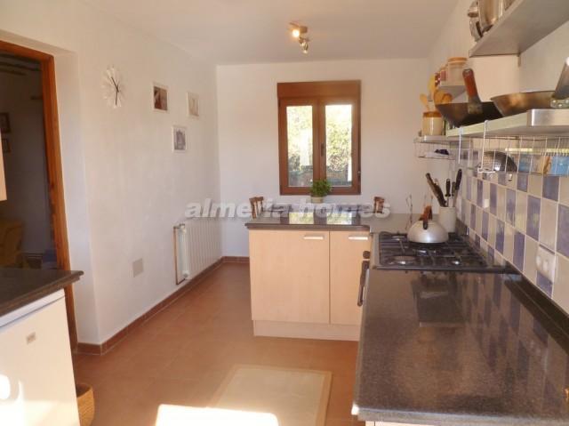 Ground floor kitchen (annex)