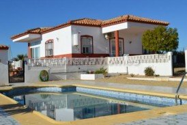 Villa Toscana: Villa for sale in Albox, Almeria