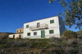 Cortijo Cukillo: Landhuis te koop in Partaloa, Almeria