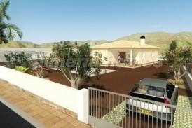 Villa Venus: Villa en venta en Arboleas, Almeria